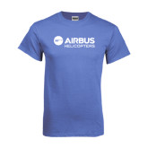Arctic Blue T Shirt-Airbus Helicopters