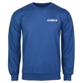 Royal Fleece Crew-Airbus