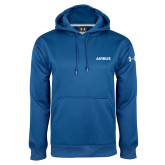 Under Armour Royal Performance Sweats Team Hoodie-Airbus