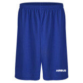Performance Royal 9 Inch Short w/Pockets-Airbus