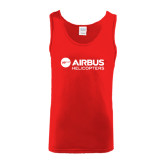 Red Tank Top-Airbus Helicopters