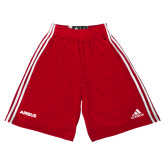 Adidas Climalite Red Practice Short-Airbus