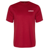 Syntrel Performance Red Tee-Airbus