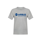 Youth Sport Grey T Shirt-Airbus Helicopters