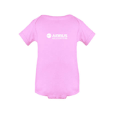 Light Pink Infant Onesie-Airbus Helicopters