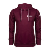 Adidas Climawarm Maroon Team Issue Hoodie-Airbus Helicopters