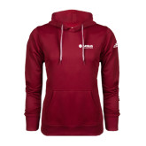 Adidas Climawarm Cardinal Team Issue Hoodie-Airbus Helicopters
