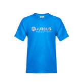 Youth Sapphire T Shirt-Airbus Helicopters Foil