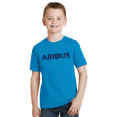 Youth Sapphire T Shirt-Airbus