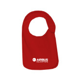 Red Baby Bib-Airbus Helicopters