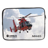 15 inch Neoprene Laptop Sleeve-MH-65 In Clouds