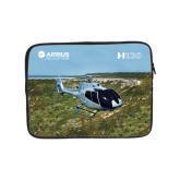 10 inch Neoprene iPad/Tablet Sleeve-H130 In Front of Mountain