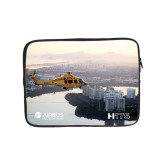 10 inch Neoprene iPad/Tablet Sleeve-H175 Over City Shore
