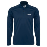 Syntrel Navy Interlock 1/4 Zip-Airbus