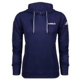 Adidas Climawarm Navy Team Issue Hoodie-Airbus