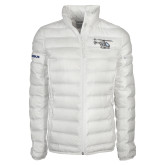 Columbia Mighty LITE Ladies White Jacket-H135 Craft