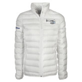Columbia Mighty LITE Ladies White Jacket-H120 Craft