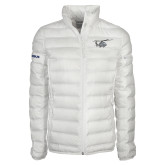 Columbia Mighty LITE Ladies White Jacket-H175 Craft