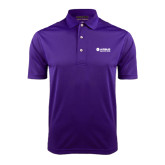 Purple Dry Mesh Polo-Airbus Helicopters