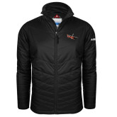 Columbia Mighty LITE Black Jacket-USCG MH65 Craft