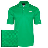 Nike Dri Fit Vibrant Green Pebble Texture Sport Shirt-Airbus