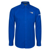Royal Twill Button Down Long Sleeve-H125 Craft