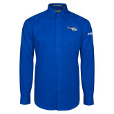 Royal Twill Button Down Long Sleeve-H120 Craft