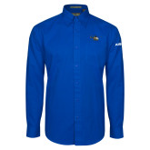 Royal Twill Button Down Long Sleeve-H145 Craft