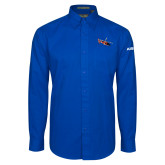 Royal Twill Button Down Long Sleeve-USCG MH65 Craft