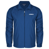 Full Zip Royal Wind Jacket-Airbus
