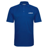 Royal Textured Saddle Shoulder Polo-Airbus