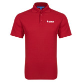 Red Dry Zone Grid Polo-Airbus Helicopters