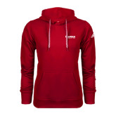 Adidas Climawarm Red Team Issue Hoodie-Airbus Helicopters