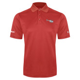 Under Armour Red Performance Polo-H120 Craft