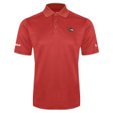 Under Armour Red Performance Polo-H145 Craft