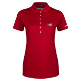 Ladies Callaway Opti Vent Red Polo-H155 Craft