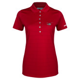 Ladies Callaway Opti Vent Red Polo-H175 Craft