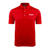 Red Dry Mesh Polo-Airbus Helicopters