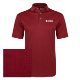 Callaway Red Jacquard Polo-Airbus Helicopters