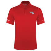 Columbia Red Omni Wick Round One Polo-H125 Craft