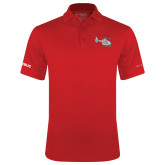 Columbia Red Omni Wick Round One Polo-H135 Craft
