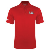 Columbia Red Omni Wick Round One Polo-H155 Craft
