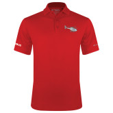 Columbia Red Omni Wick Round One Polo-H120 Craft
