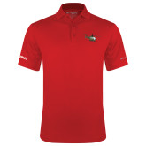 Columbia Red Omni Wick Round One Polo-H145 Craft