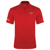 Columbia Red Omni Wick Round One Polo-H175 Craft
