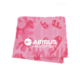 Pink Camo Blanket-Airbus Helicopters