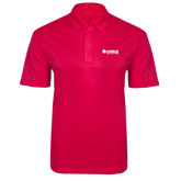 Pink Raspberry Silk Touch Performance Polo-Airbus Helicopters