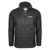 Columbia Mighty LITE Charcoal Jacket-Airbus Helicopters
