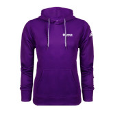 Adidas Climawarm Purple Team Issue Hoodie-Airbus Helicopters