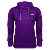 Adidas Climawarm Purple Team Issue Hoodie-Airbus